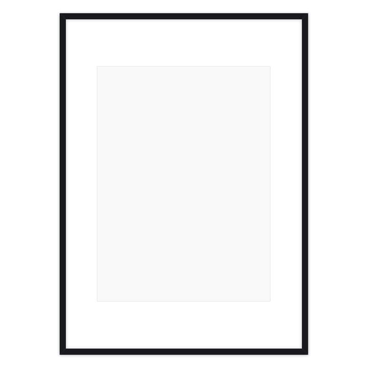 Posterrahmen 70 x 100 cm, schwarz von Collection