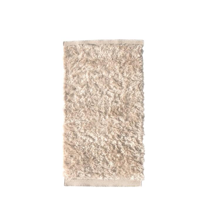 Wellbeing Chobi Teppich, 80 x 170 cm, natur von nanimarquina.