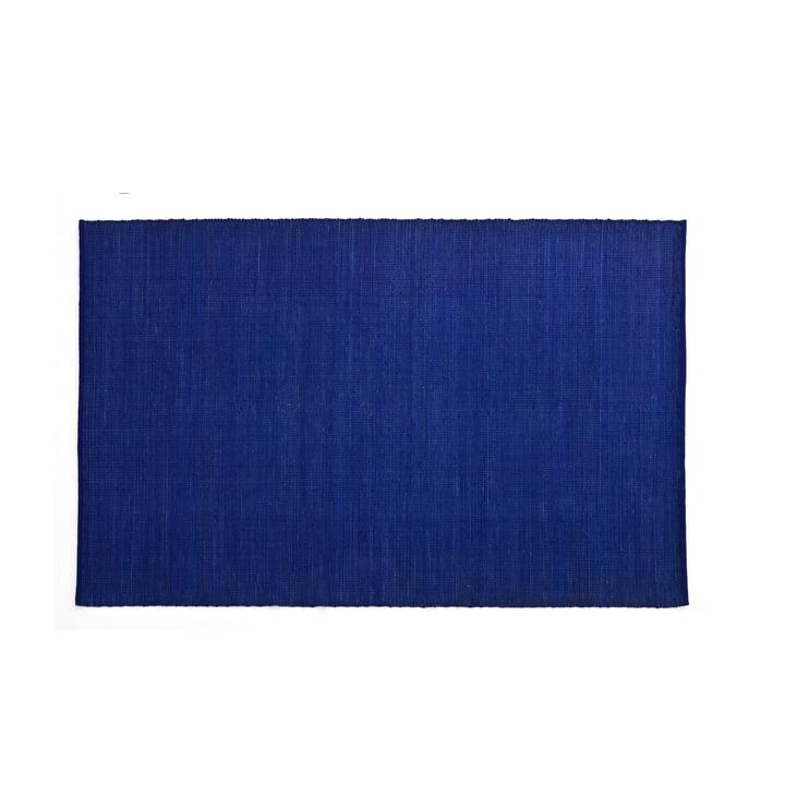 Tatami Teppich, 170 x 240 cm, indigo von nanimarquina.