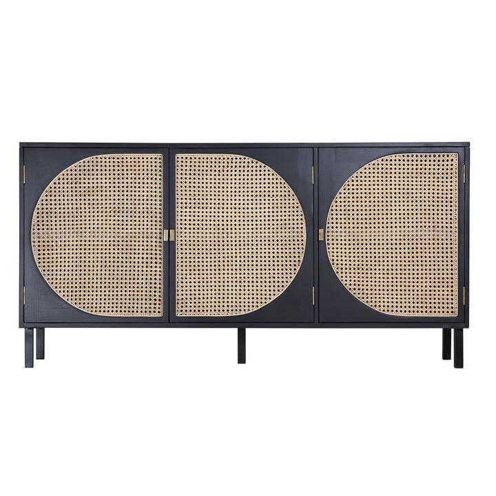 Webbing Sideboard, schwarz von HKliving