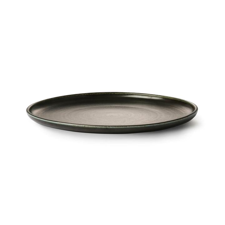 Kyoto Teller Ø 26 cm von HKliving in schwarz