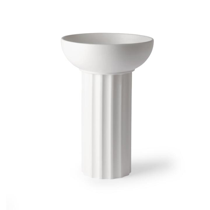Greek A Vase, Ø 21,5 x 32,5 H cm, weiß von HKliving