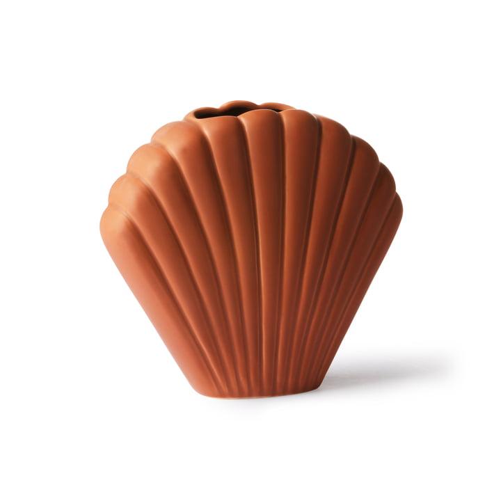Shell Vase M, braun von HKliving