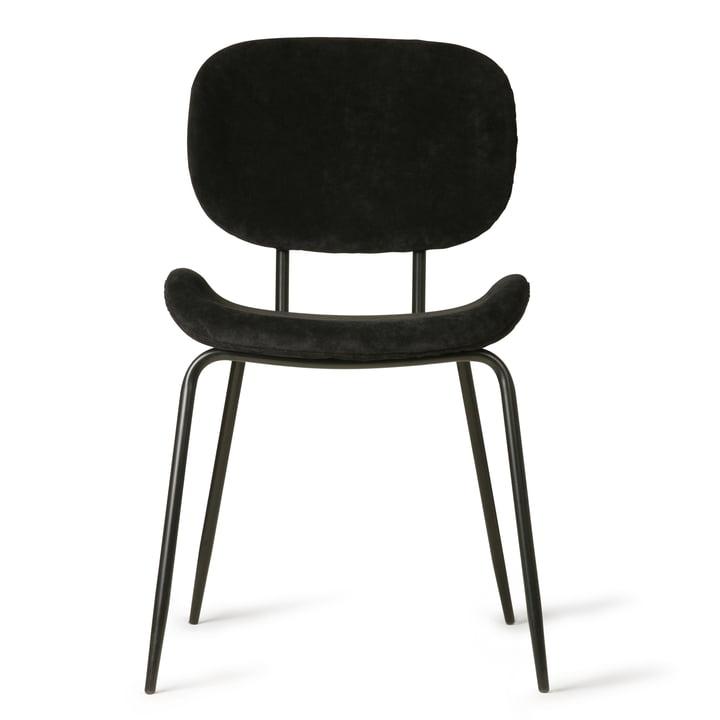 Rip Chair von HKliving in schwarz