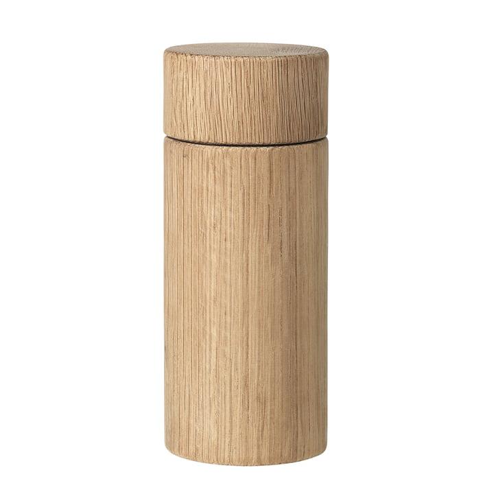 Oak Salz- und Pfeffermühle H 16 cm, Eiche von Broste Copenhagen