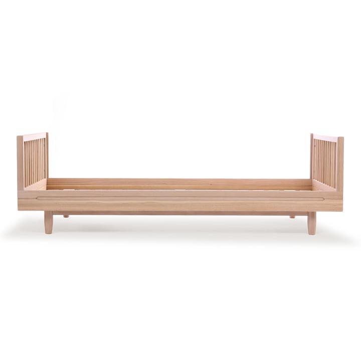 Pure Single Bett, 90 x 200 cm, Eiche von Nobodinoz