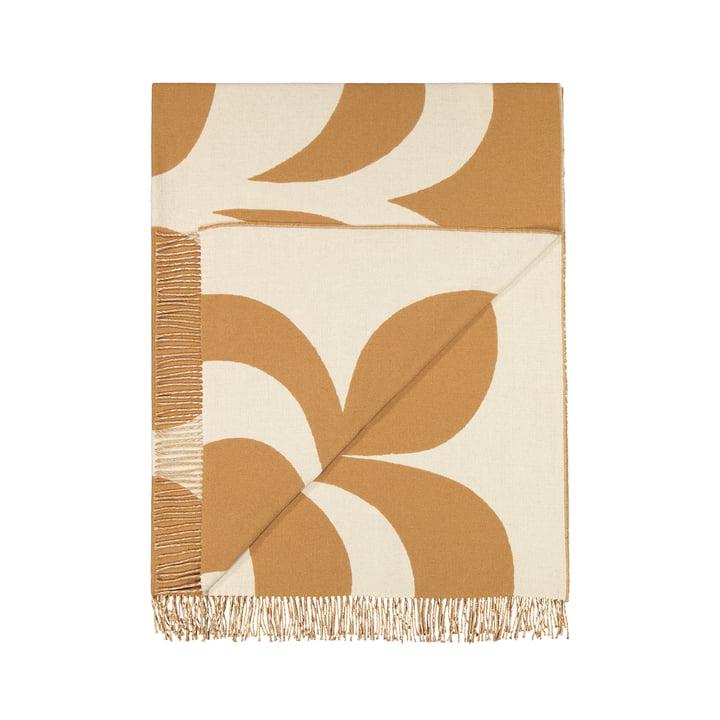 Kaivo Decke 140 x 180 cm von Marimekko in off-white / beige