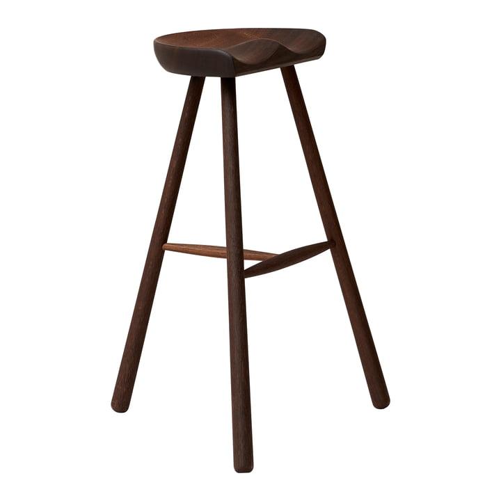 Shoemaker Chair, Nr. 78, Eiche geräuchert von Form & Refine