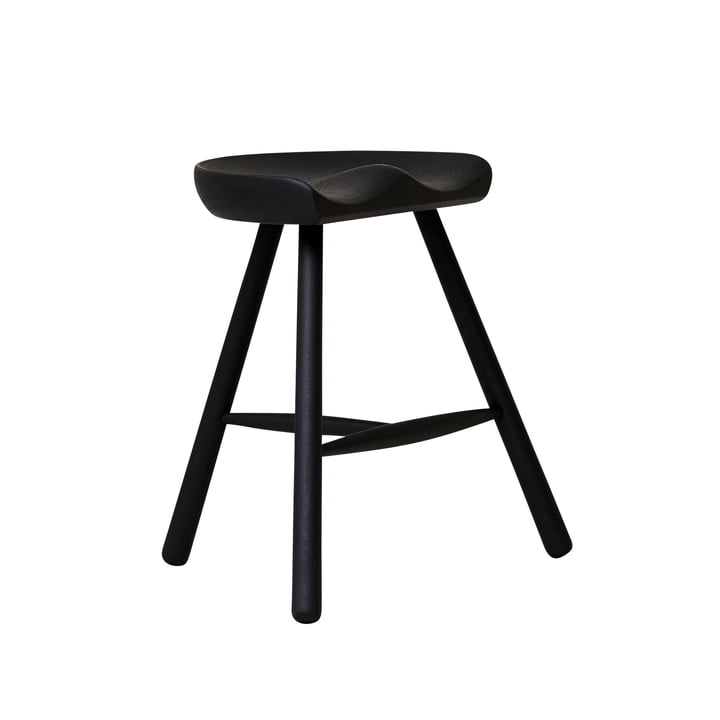 Shoemaker Chair, Nr. 49, Buche schwarz von Form & Refine