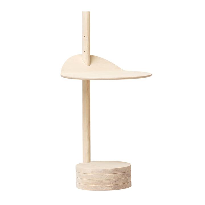 Stilk Beistelltisch, Esche von Form & Refine