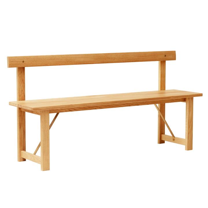 Position Sitzbank 155, Eiche von Form & Refine