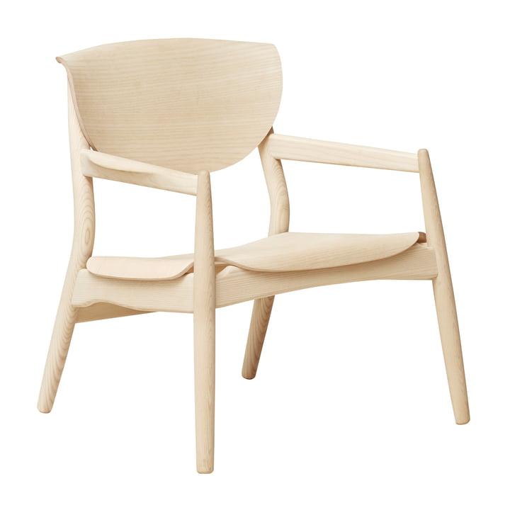 Origin Lounge Chair, Esche von Form & Refine