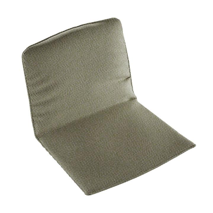 Sitz- und Rückenkissen für Zebra Stuhl, Oglio von Fast