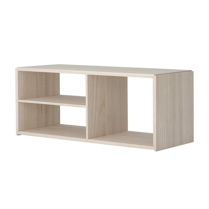 Aron Bookcase, Paulownia / Natur von Bloomingville