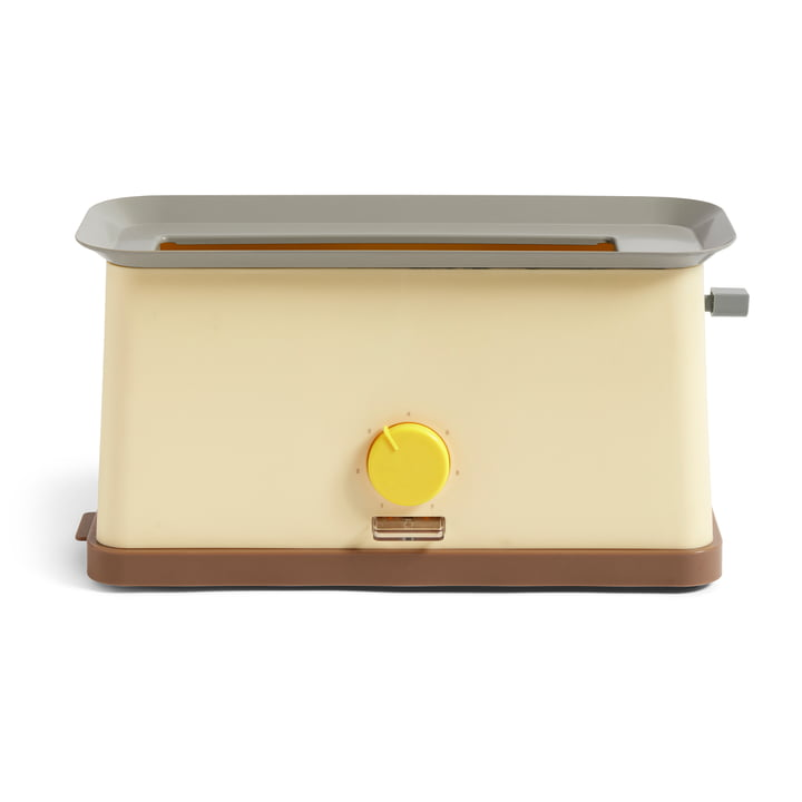 Sowden Toaster, gelb von Hay.