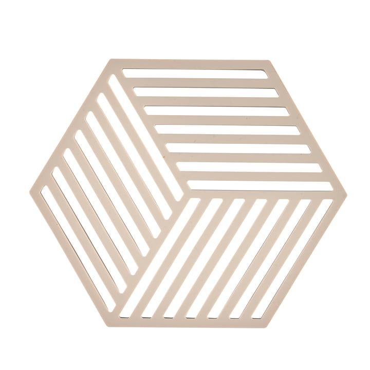 Hexagon Untersetzer, desert von Zone Denmark