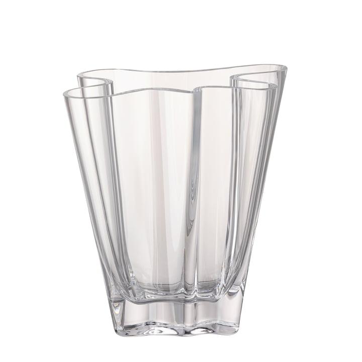 Flux Vase, 20 cm / klar von Rosenthal
