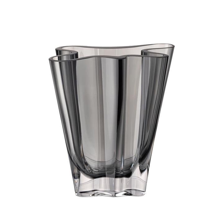 Flux Vase, 14 cm / grau von Rosenthal
