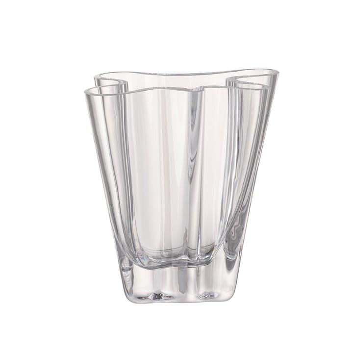 Flux Vase, 14 cm / klar von Rosenthal