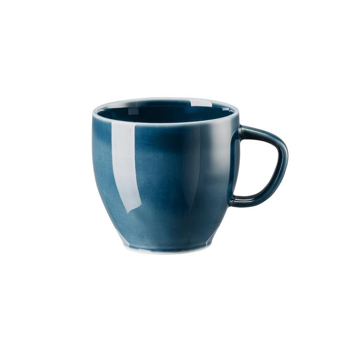 Junto Kaffee-Obertasse, ocean blue von Rosenthal