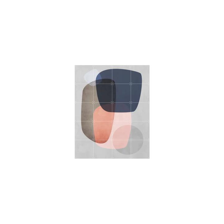 Graphic 189 C 80 x 100 cm von IXXI