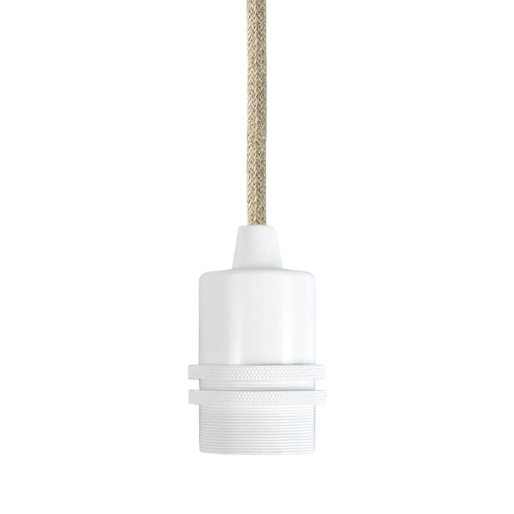 Bolt White / Natural Linnen (TT-00) von NUD Collection