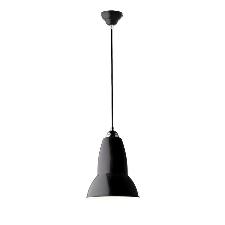Original 1227 Midi Pendelleuchte, jet black (Kabel: schwarz) von Anglepoise