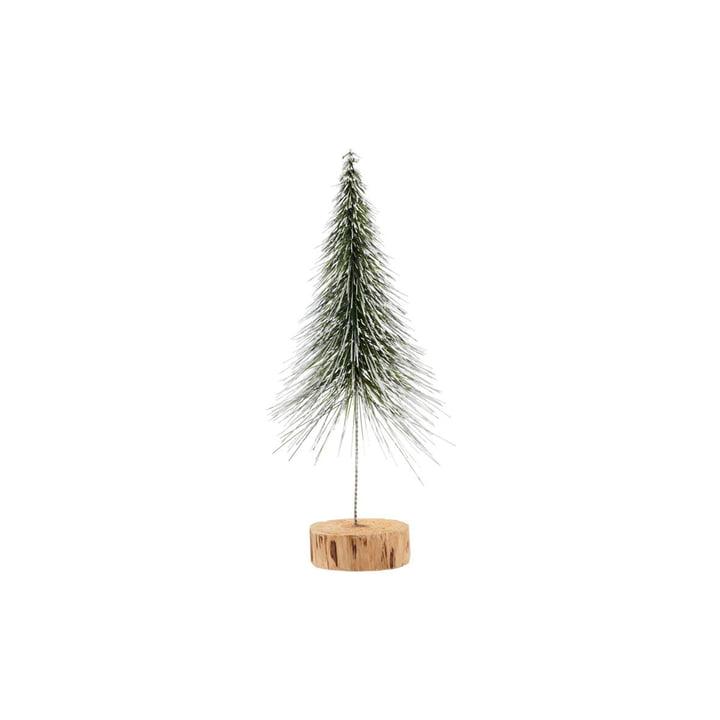 Weihnachtsbaum Spinkle H 28 cm, Natur von House Doctor