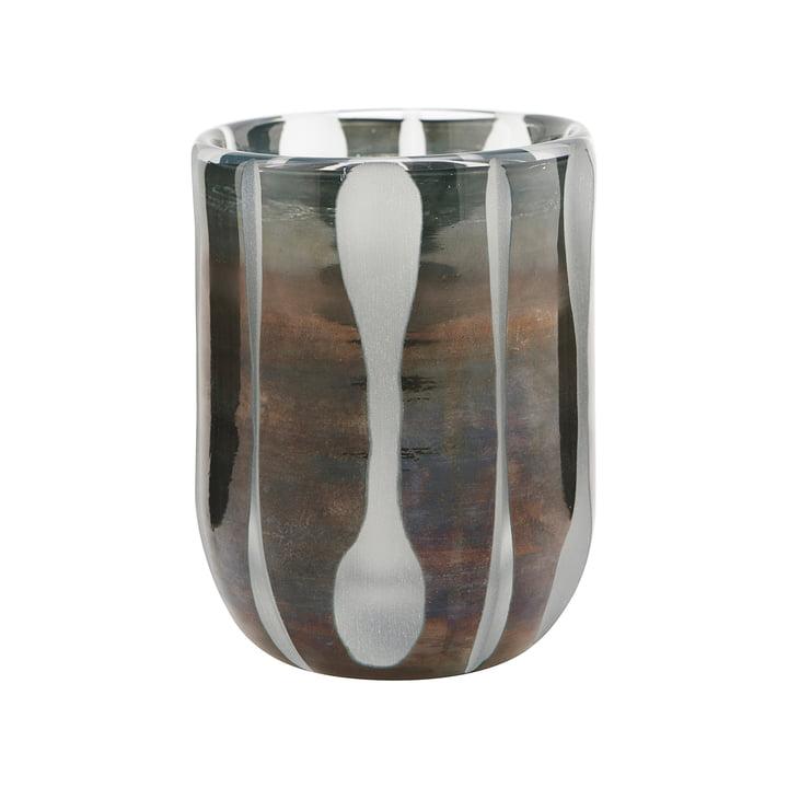 Der Bai Teelichthalter, Ø 8 cm, grau von House Doctor