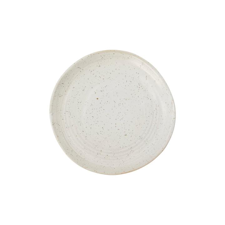 Kuchenteller Pion, Ø 16,5 cm, grau / weiß von House Doctor