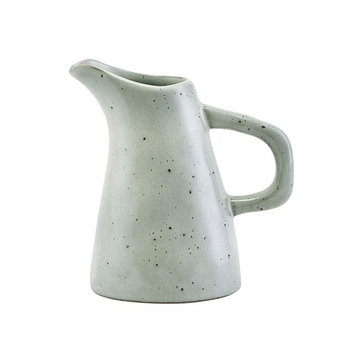 Die Rustic Kanne H 11,8 cm, graublau von House Doctor