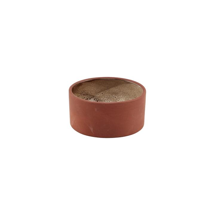 Schüssel Retro, Ø 10 cm, beige von House Doctor
