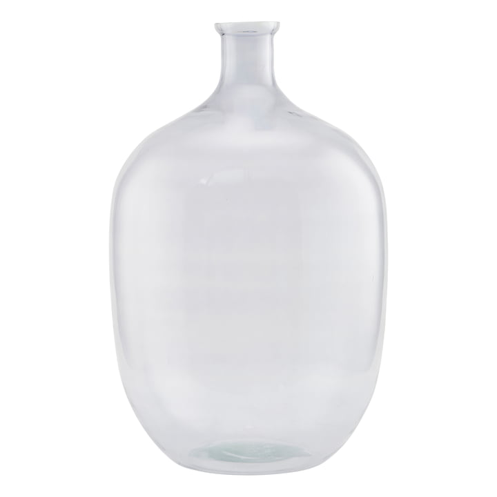 Die Tinka Vase, Ø 37 x H 56 cm, hellgrau von House Doctor