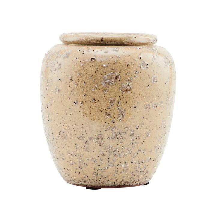 Die Vase Pale, Ø 14 x H 16 cm, hellgrün von House Doctor