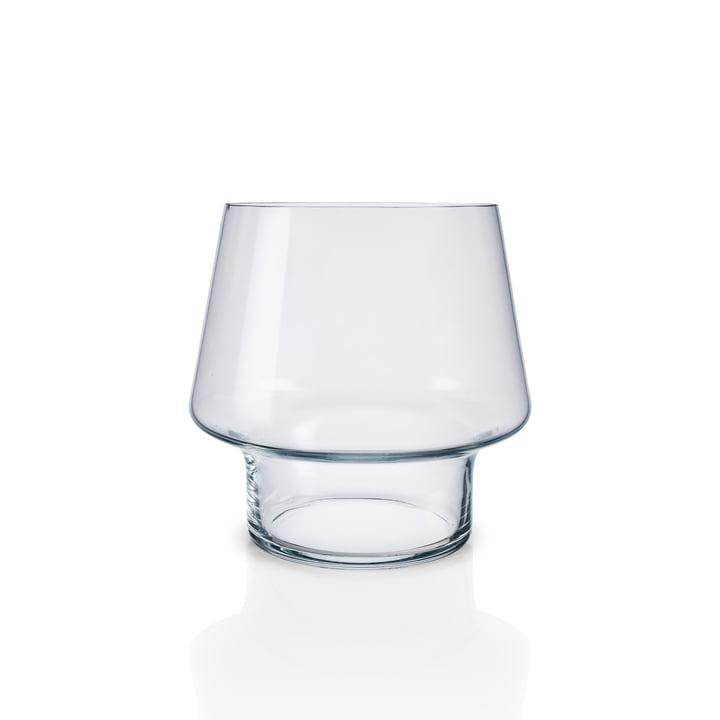 Die Sukkulenten Glasvase Ø 21 cm, klar von Eva Solo