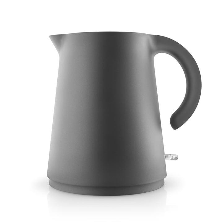 Der Rise Wasserkocher 1,2 l, schwarz von Eva Solo