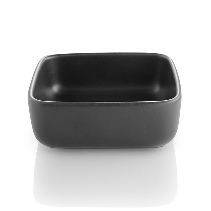 Die Nordic Kitchen Schale, 11 x 11 cm, schwarz von Eva Solo