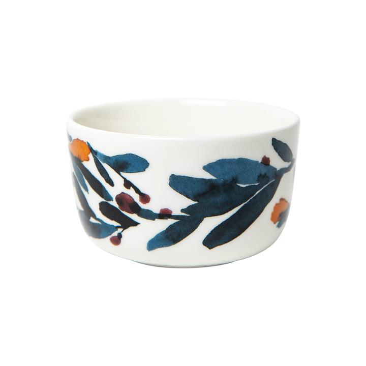 Die Hyhmä Schale 250 ml, weiß / blau / rot von Marimekko
