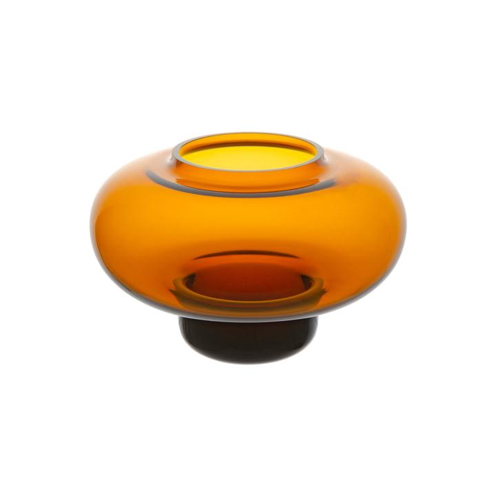 Der Fyr Kerzenhalter, braun von Marimekko