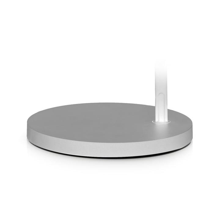 Standfuß für Demetra Professional LED-Leseleuchte von Artemide in weiß