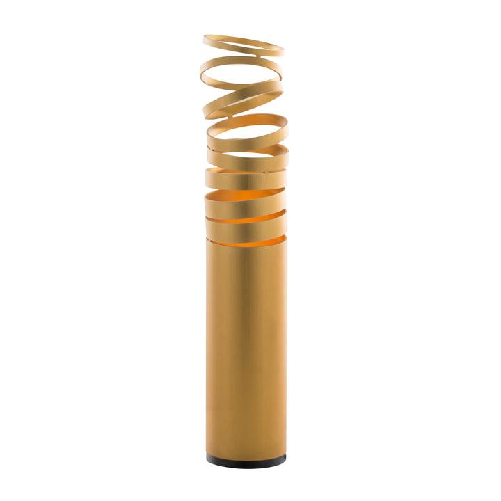 Decomposé Tischleuchte von Artemide in gold