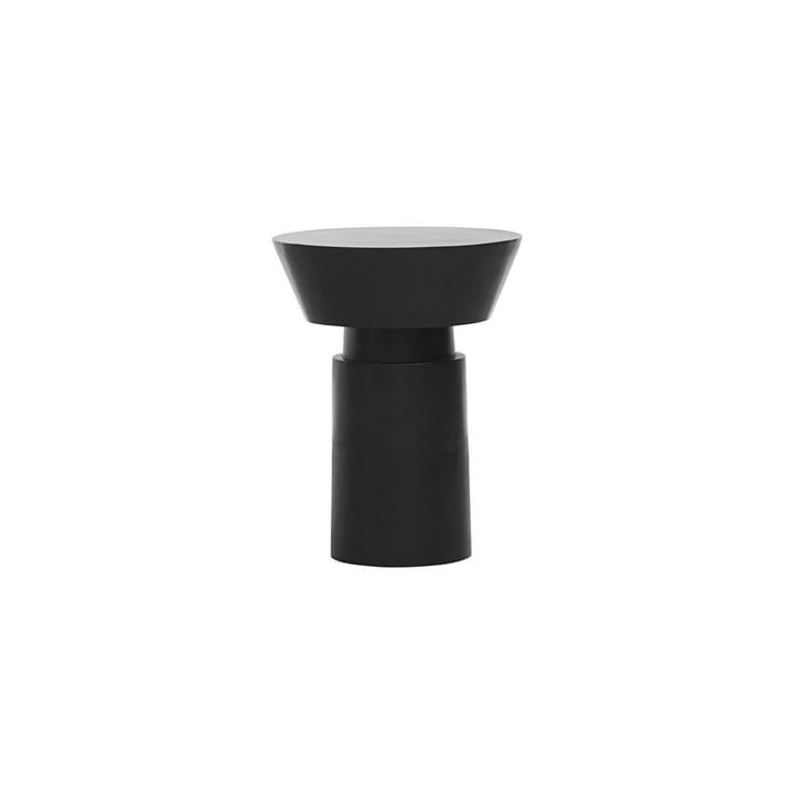 Der Nanded Beistelltisch, Ø 40 x H 50 cm, schwarz von House Doctor