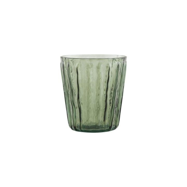 Tinka Teelichthalter, Ø 7 cm, dunkelgrün von House Doctor