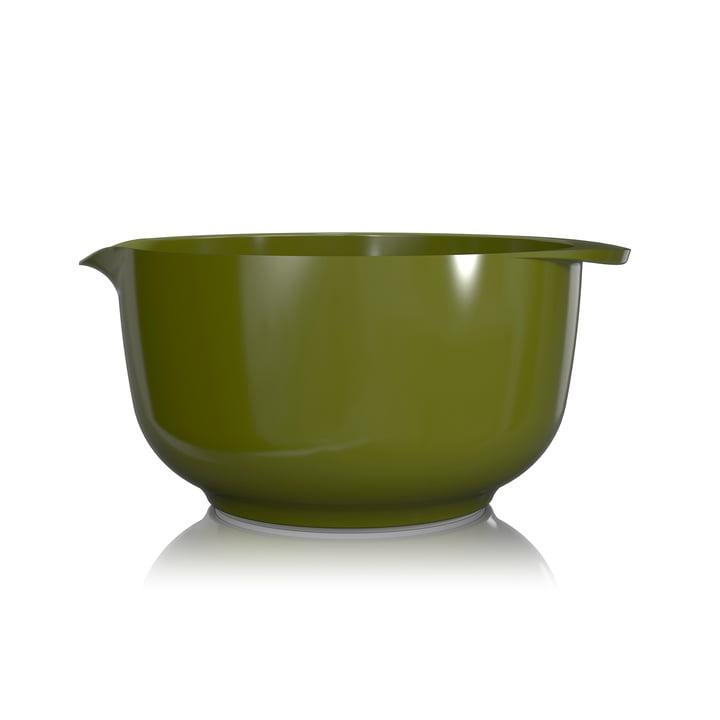 Die Rührschüssel Margrethe, 4,0 l, olive von Rosti