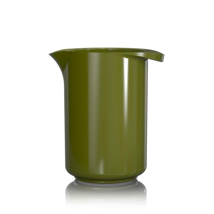 Der Rührbecher Margrethe, 0,5 l, olive von Rosti