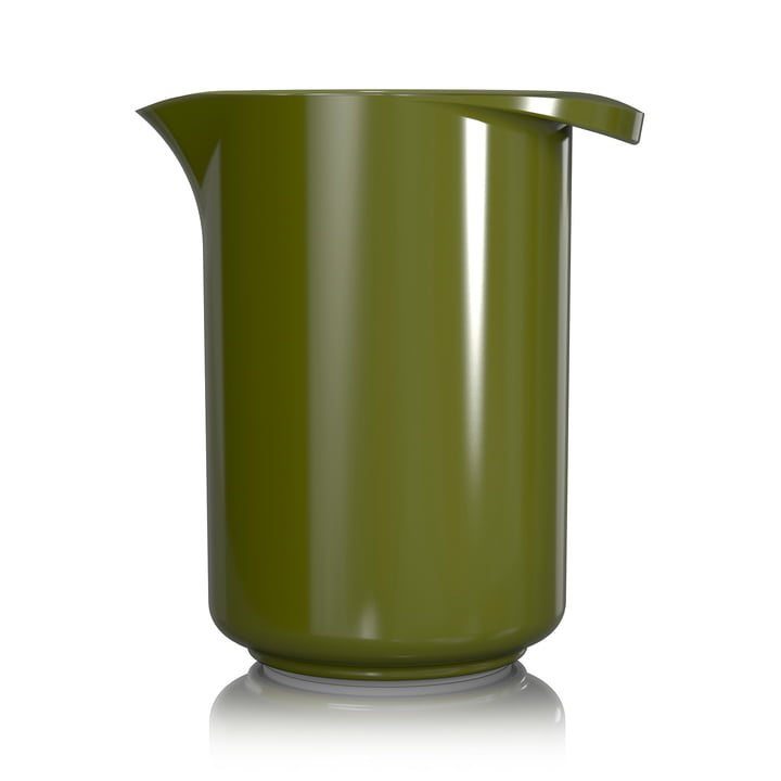 Der Rührbecher Margrethe, 1,0 l, olive von Rosti