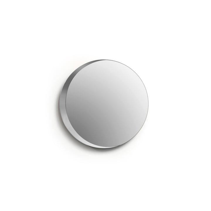 Cres Spiegel, Ø 25 cm / klar von Caussa
