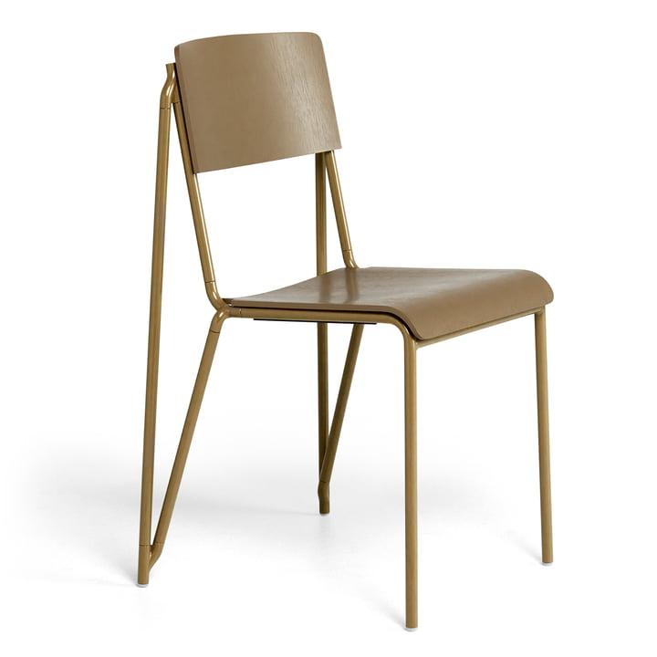 Der Petit Standard Stuhl, clay / clay von Hay