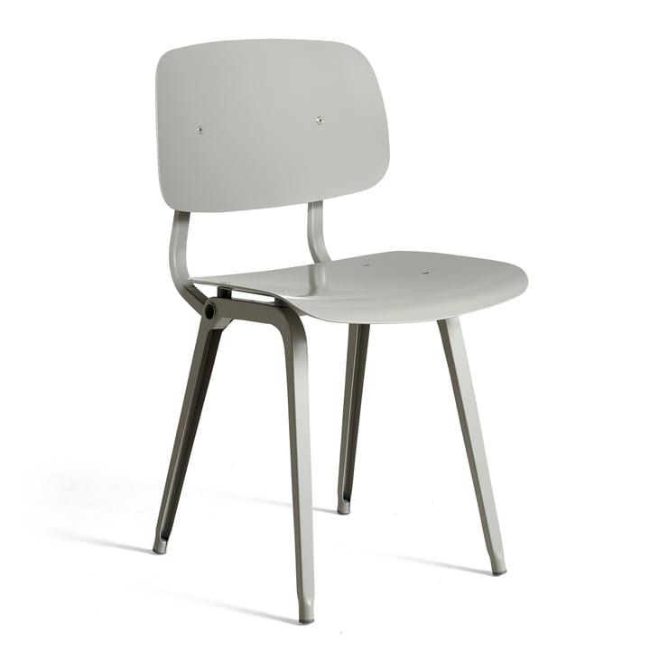 Der Revolt Chair, beige / beige von Hay