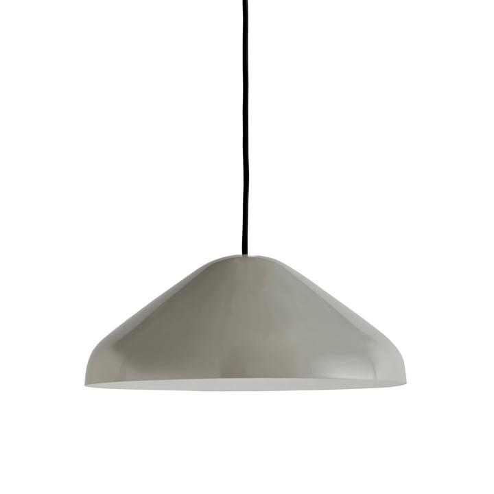 Die Pao Steel Pendelleuchte, Ø 35 x H 14,5 cm, cool grey von Hay